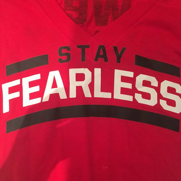 nikki bella fearless logo pictures to pin on pinterest