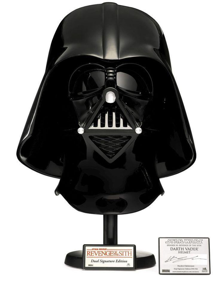 Star Wars: Mascara Darth Vader