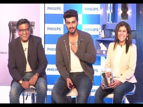 Arjun Kapoor TOO FUNNY to media's question - MUST SEE