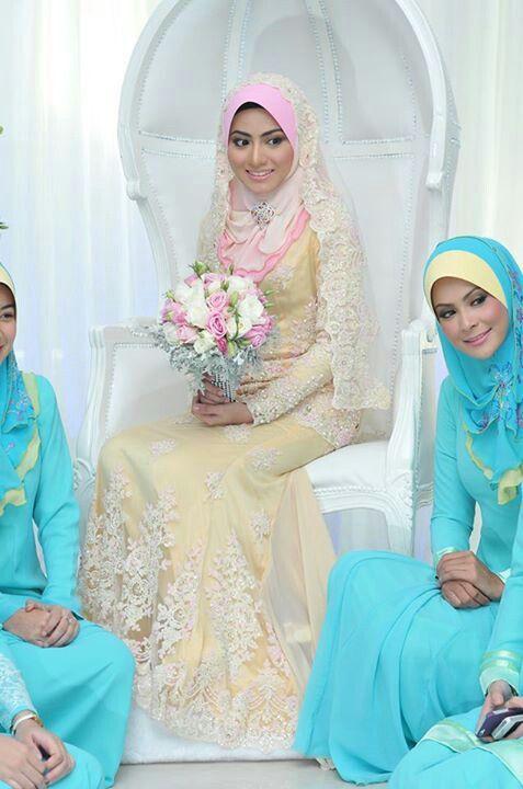 Muslim bridal