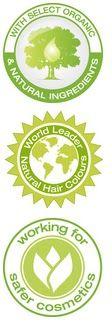 Naturigin hiusväri - puhdasta viherpesua