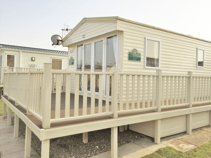 Brilliant Privately Owned Caravan For Hire On Reighton Sands Yorkshire To Rent