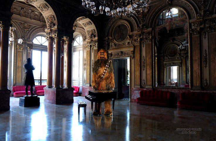 Nella splendida sala degli specchi del teatro bellini di - Sala degli specchi ...