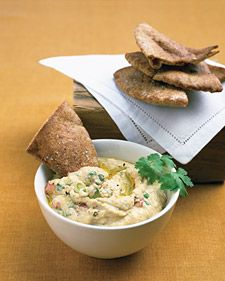 Spiced-Up Hummus - Whole Living Eat Well