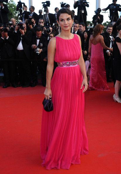 Barbara Cabrita Cannes  14 mai 2010.