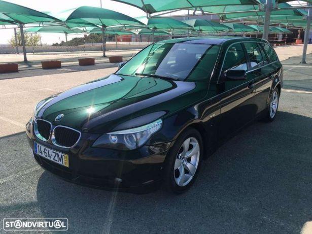 BMW 525 D Touring preços usados