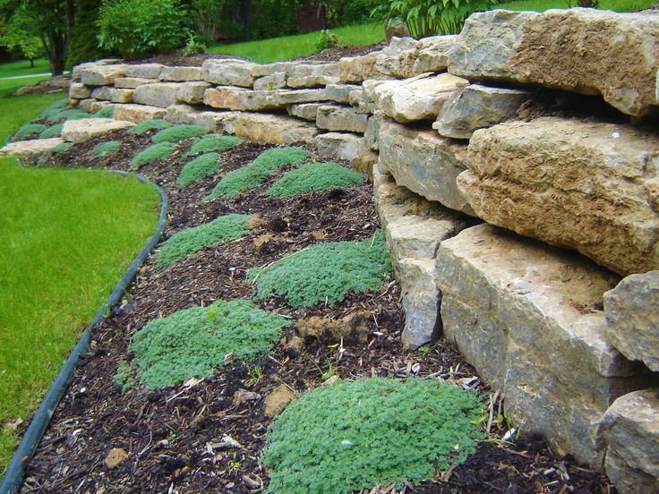 Natural Limestone Walls : Best images about retaining walls on pinterest a hill