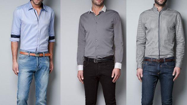 Vestir elegante pero informal en un hombre