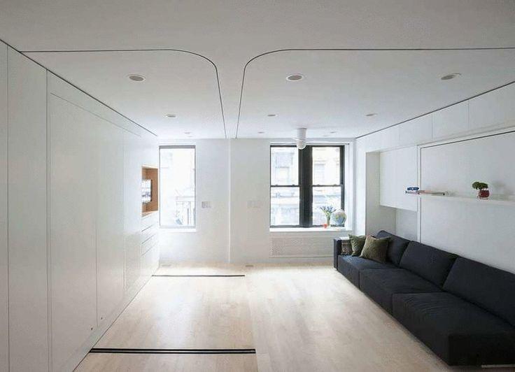 Certamente você já desejou alguma vez mudar sua casa com apenas um estalar de dedos. Esse sonho pode tornar-se realidade graças às divisórias móveis e inteligentes, feitas sob medida para sua casa. Suas vantagens? Elas permitem...