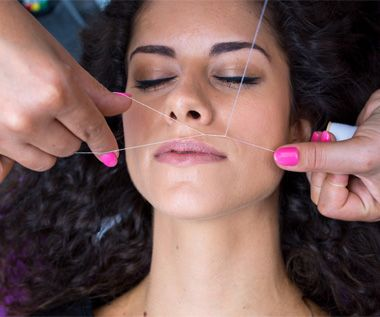 10 Things You Have To Know Before Getting Your Facial Hair Threaded  For the best hair threading tool, check out www.helixhairthreading.com