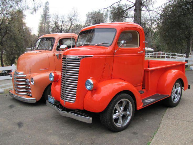 1939 Chevrolet COE