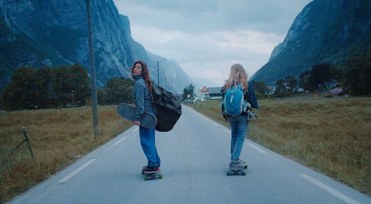 These badass female longboarders have no fear. The video feature female longboarding legend Ishtar Backlund. Courtesy of Cooler Mag.