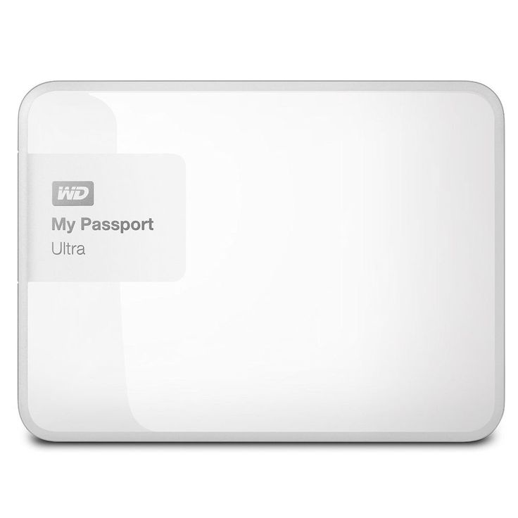 Western Digital My Passport Ultra 4TB USB 3.0 Portable External Hard Drive #WesternDigital