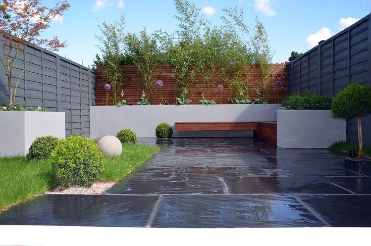 Modern London Garden Design