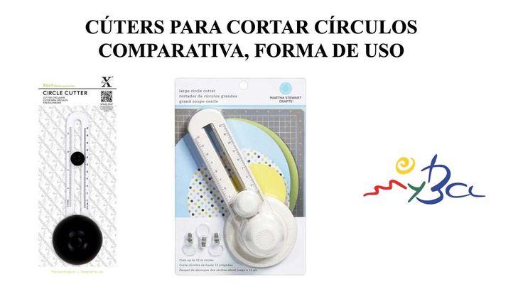 Cutter circular, cúter para cortar círculos. Comparativa, forma de uso, ...