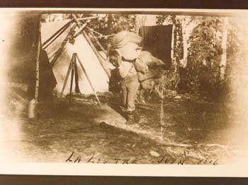 Atikamekw man - 1916