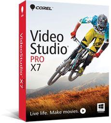 Video-editing software - VideoStudio Pro X7