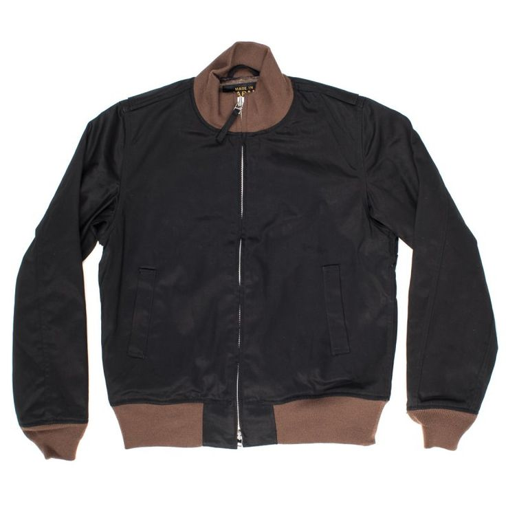 IHJ-50 - Blanket Lined Chino Cloth Tanker Jacket