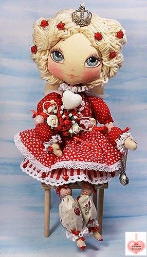 Mimin Dolls: meninas elegantes