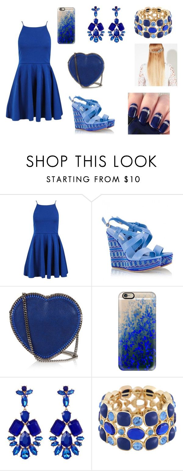 """lp"" by aiste-mini on Polyvore featuring Fratelli Karida, STELLA McCARTNEY, Casetify, Natasha Accessories, Liz Claiborne and John Lewis"