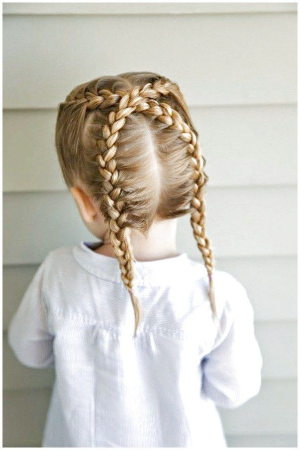 Braids For White Kids 32 Cool And Cute Braids For Kids With Images Beautified Designs Cutekidshairstyles I Hair Styles Kids Hairstyles Kids Braided Hairstyles