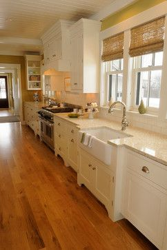 New Old Farmhouse farmhouse kitchen