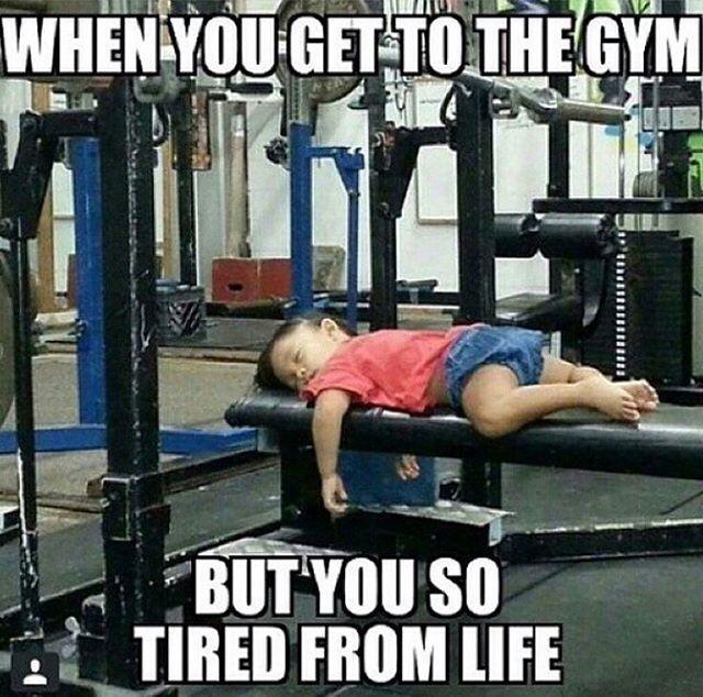 True story! Daily struggle!