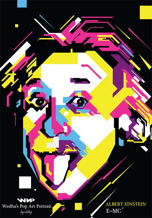Albert Einstein in wpap
