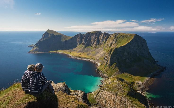 Værøy is an island and municipality in Nordland county, Norway. It is part of the traditional district of Lofoten