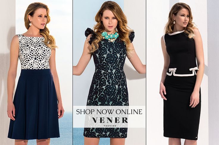 Η Συλλογή VENER SS 2015 είναι διαθέσιμη για online αγορές! Ανακαλύψτε την!  #vener #ss15 #ss2015 #fashion #newcollection #dress