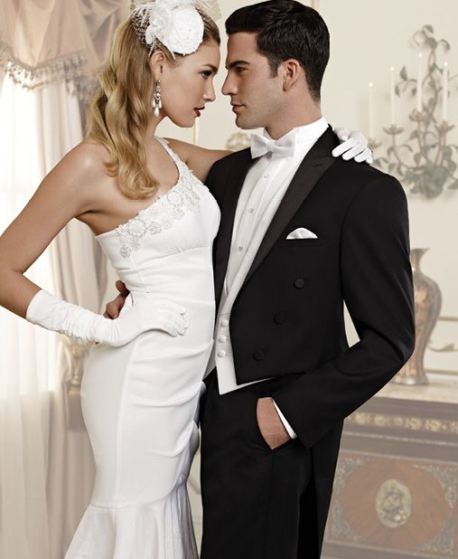Collins Formal Wear - Essential Tails by Jean Yves  http://www.collinsformalwear.com/catalogue.html