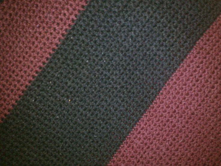blanket I made my pattern