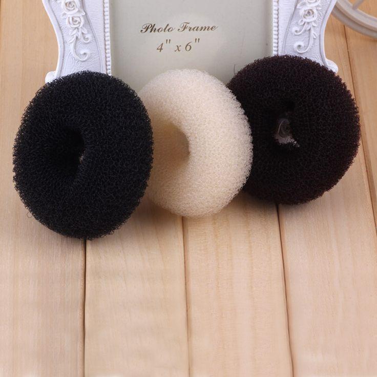 $0.73 (Buy here: https://alitems.com/g/1e8d114494ebda23ff8b16525dc3e8/?i=5&ulp=https%3A%2F%2Fwww.aliexpress.com%2Fitem%2F1PC-Plate-Hair-Donut-Black-Nylon-Sponge-Taenia-Headbands-Hair-Donut-Hairdisk-Device-Quick-Messy-Bun%2F32714743437.html ) 1PC Plate Hair Donut Black Nylon Sponge Taenia Headbands Hair Donut Hairdisk Device Quick Messy Bun Hairstyle accessories Hats for just $0.73