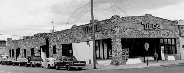 Tico's #BoulderInn, current sight of Rio Grande Mexican restaurant