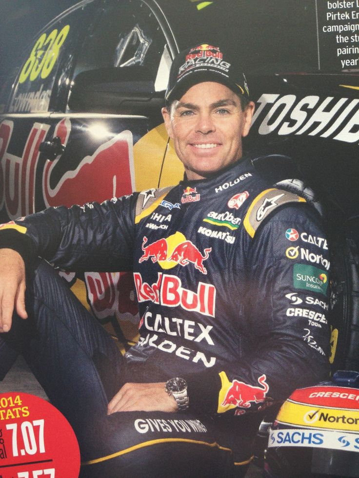 The best driver I have ever met Craig Lowndes 888