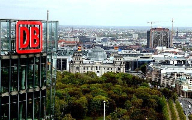 Forse winstdaling Deutsche Bahn