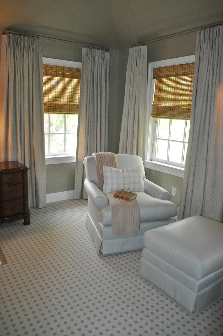 Craftsman window treatments - By Deepdale House Llc Window Panelswindow Ideaswindow Treatmentscraftsmanbeach