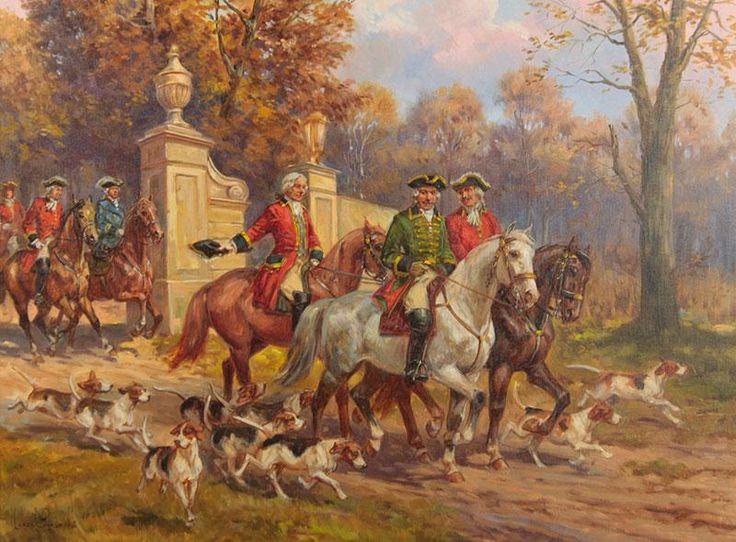 Leszek Piasecki: Wyjazd na polowanie