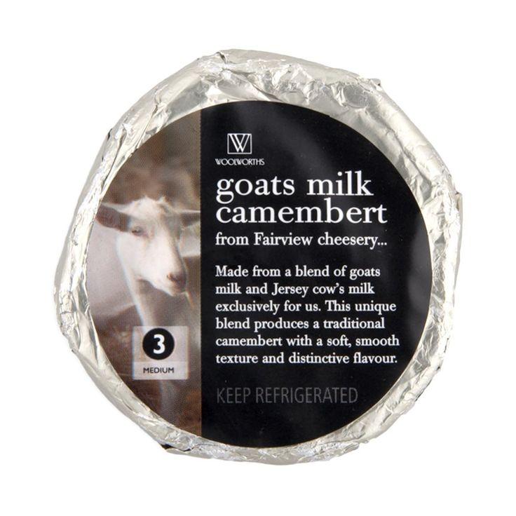 Goats Milk Camembert 100g
