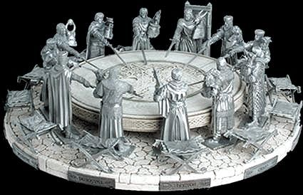 Knights of the round table castles knights pinterest for 10 knights of the round table