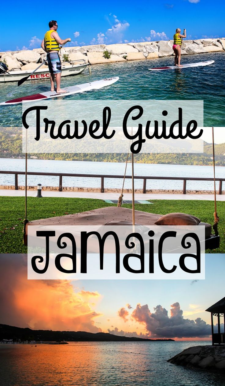 Travel Guide to Jamaica and a  Secrets Resorts Review
