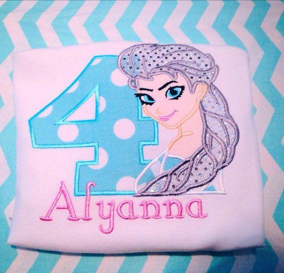 ... Frozen birthday Frozen Elsa Ana Elsa shirt Elsa outfit Elsa frozen Ana