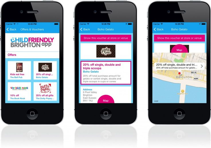Child Friendly Brighton App Coming soon! | Child friendly Brighton and Hove