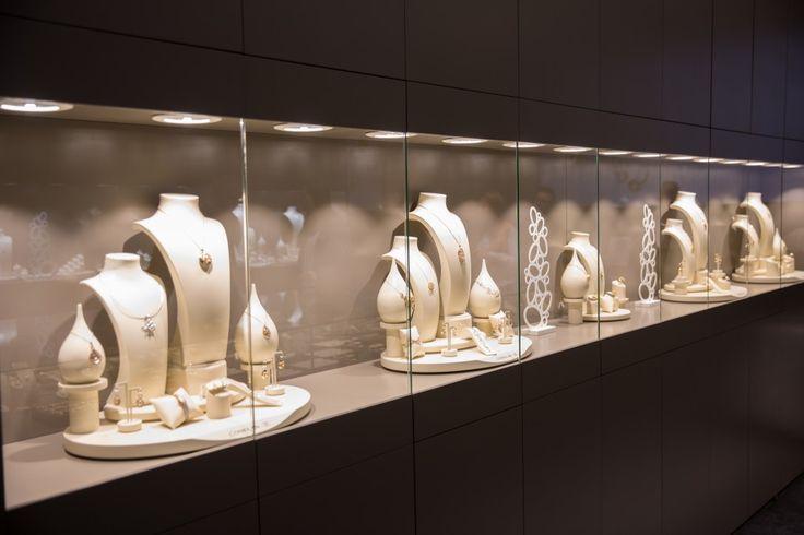 In martie am lansat al treilea si cel mai nou magazin de bijuterii din Iasi, in Centrul Comercial Felicia.