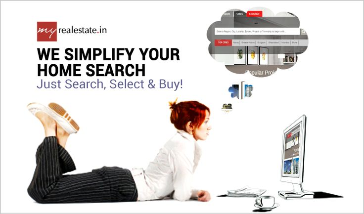 Simplify your home search, just log onto www.myrealestate.in  #myrealestate #realestate #online #search #solutions