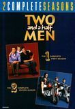 Two and a Half Men: The Complete First and Second Seasons [8 Discs] [DVD], 1000453978