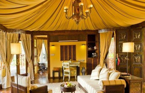 21 Der Marokkanische Stil 33 Orientalische Wohnraume Mit Exotischer ...