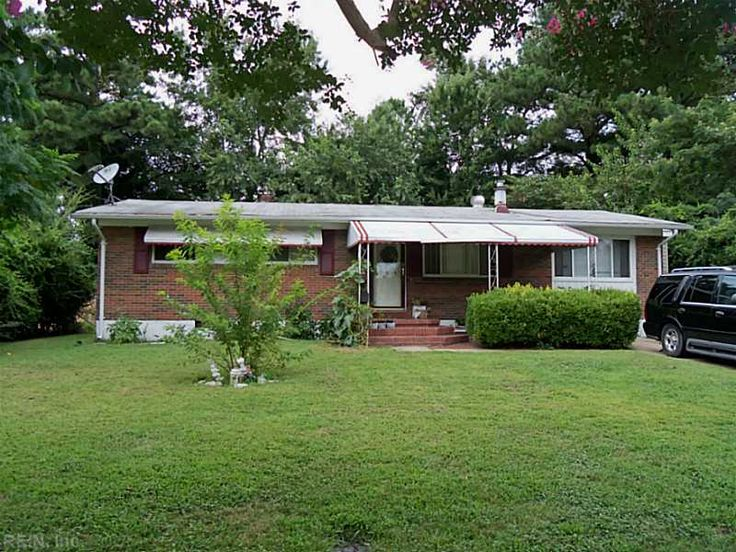 Brick ranch home for sale at 1006 horne avenue portsmouth