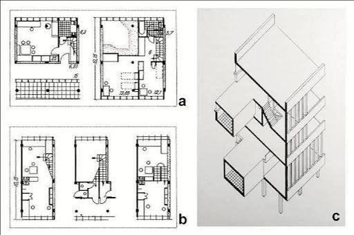 soviet communal housing plan - Google Search