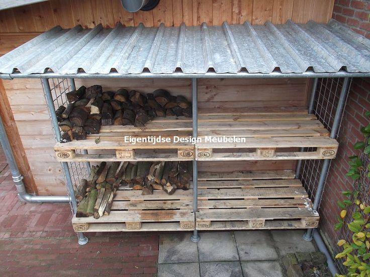 25 best steigerbuis tuin meubels images on pinterest om garden ideas and pipe table - Eigentijdse designkast ...